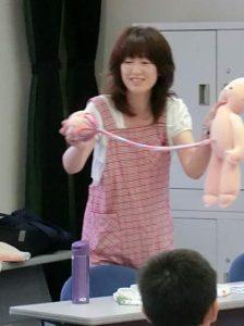 助産師 水澤幸枝先生