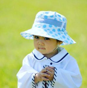 子どもの紫外線対策