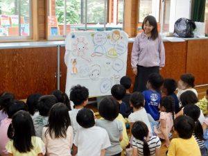子ども紫外線対策講座