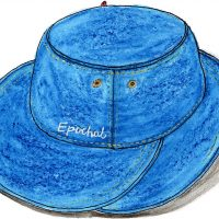エポカルブランドを代表する帽子 3WAYUVカット帽子