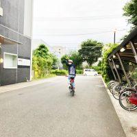 自転車での紫外線対策